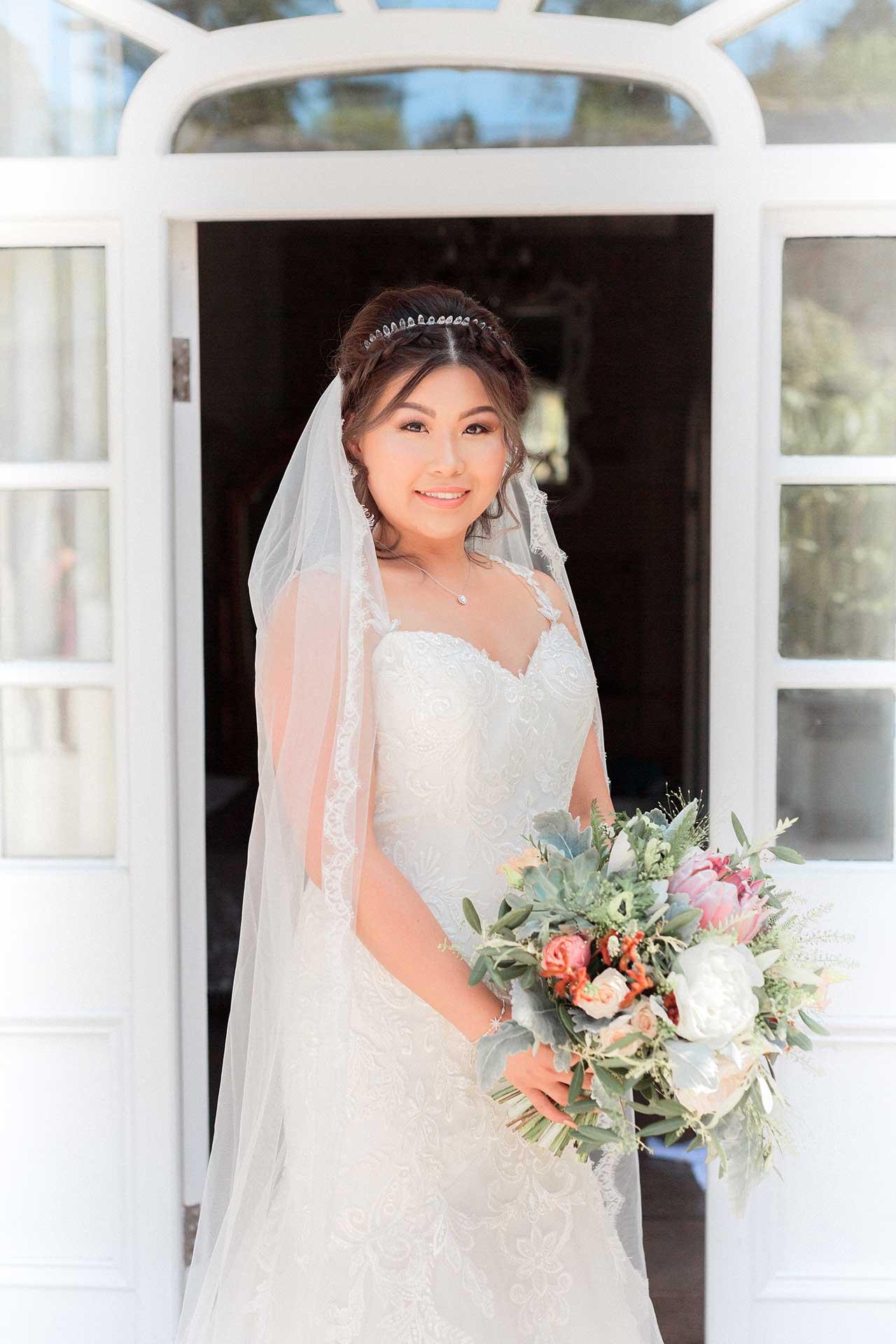 best woodhill hall wedding photographer