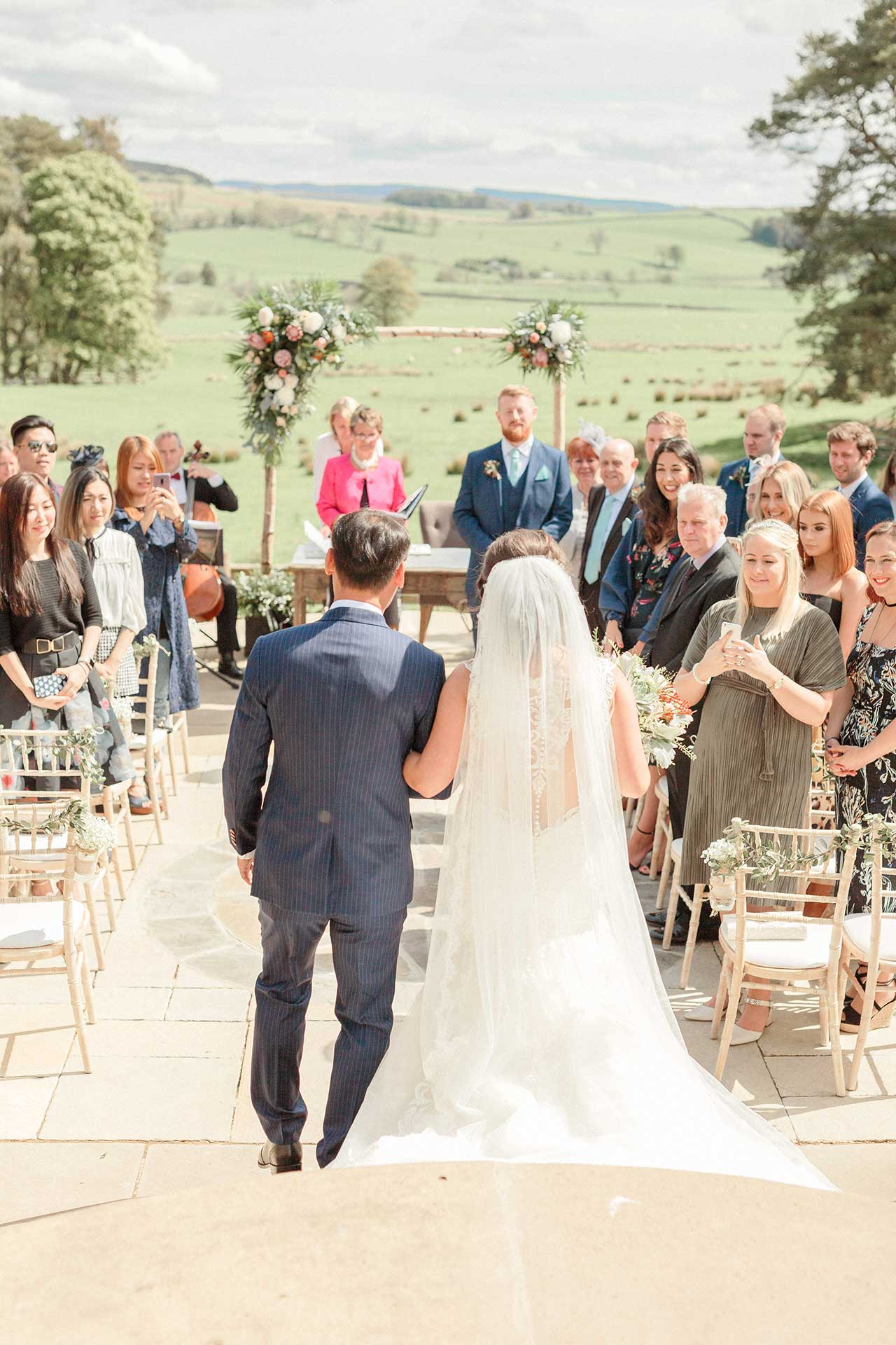 best woodhill hall wedding photographer