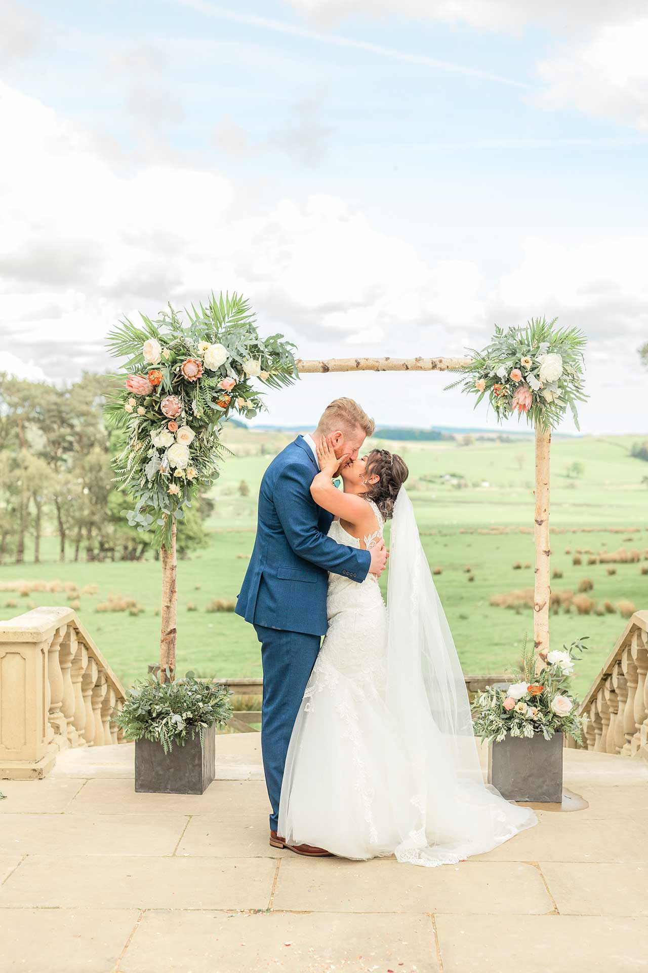 northumberland wedding photographer otterburn