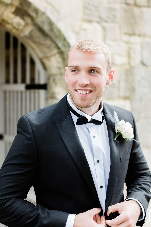 Bowburn Hall Wedding Photographer - Natural Wedding Photography