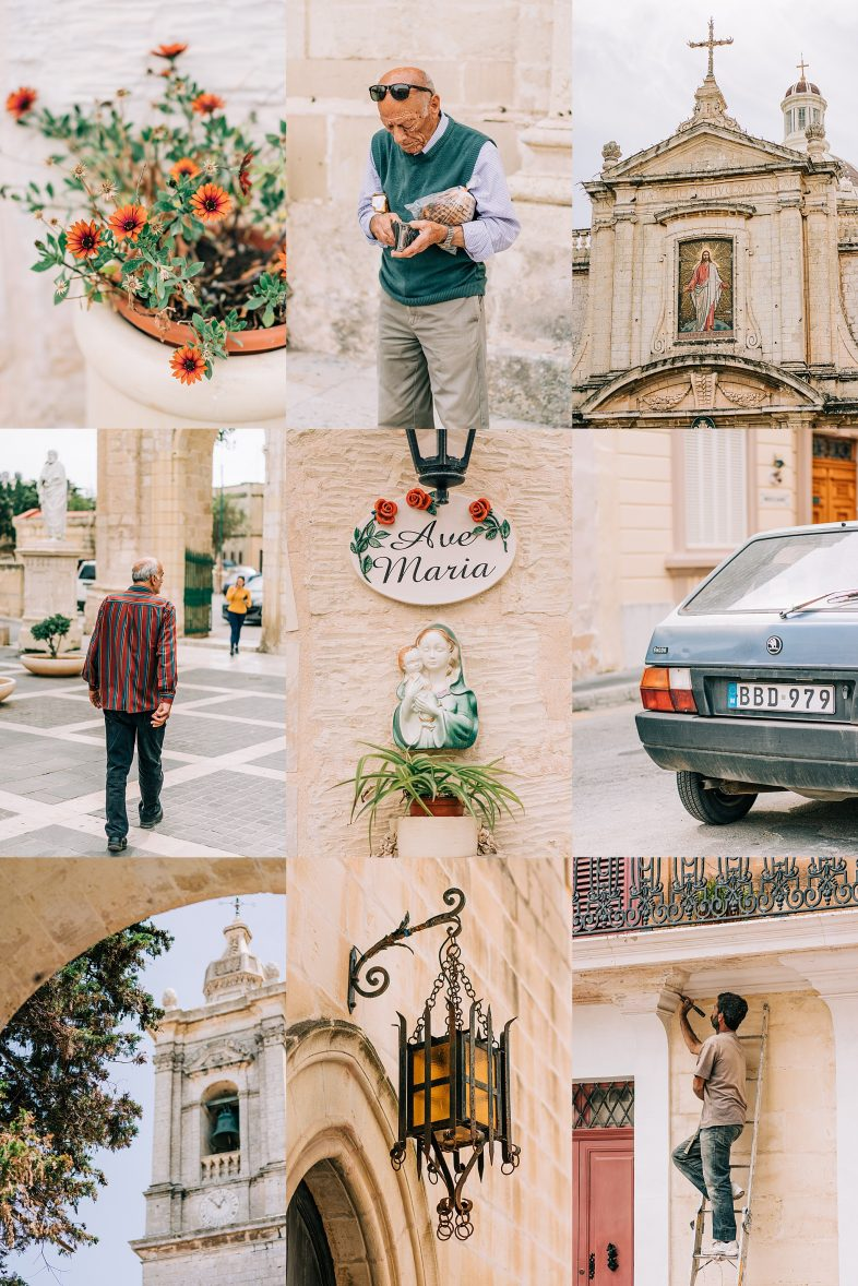 streets and alleyways mdina malta
