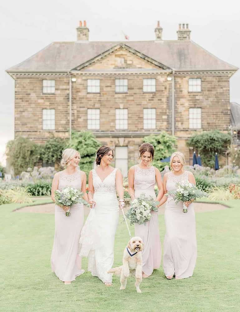 dog friendly wedding venues in the north east